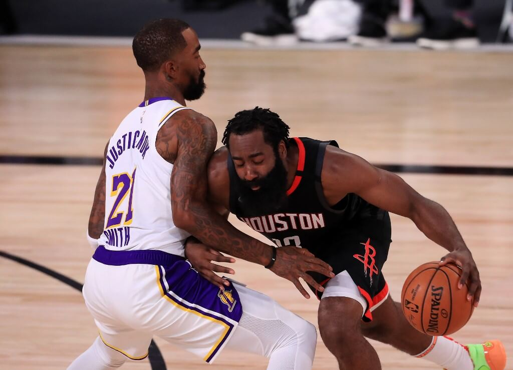 Los Angeles Lakers vs Houston Rockets Game 4 Betting ...