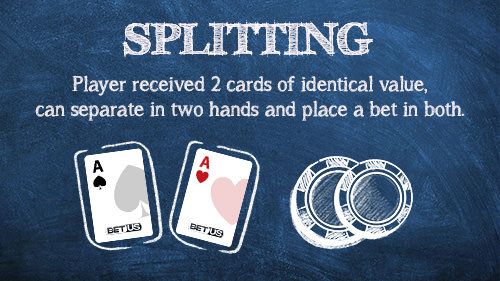 Blackjack Splitting